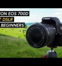 Travelling with the Canon EOS 700D DSLR