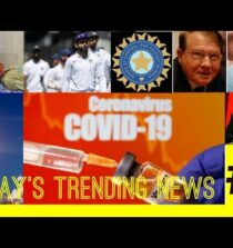Today's Trending News #5 | COVID-19 Effected | Chuni Goswami | NASA | Sports News