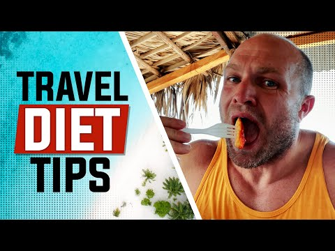 How To Eat Healthy While Traveling | Athlete Nutrition Tips