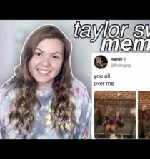 REACTING TO MY FAVORITE FUNNY TAYLOR SWIFT MEMES | part three