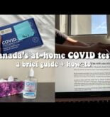 🇨🇦 canada's 8 day at-home COVID test kit: a guide and how-to for travellers