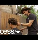 Celebrity Hairstylist Changes Lives Of Homeless With Fresh Cut: Hear His Story! | Access