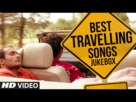 OFFICIAL: Best Travelling Songs of Bollywood   Road Trip Songs   T-SERIES