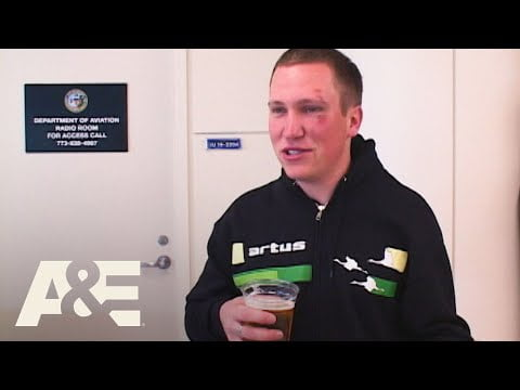 Drunk Passenger Claims to be Famous When Denied Boarding | Airline | A&E