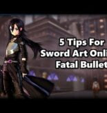 Tips and Tricks – 5 Tips for Sword Art Online: Fatal Bullet