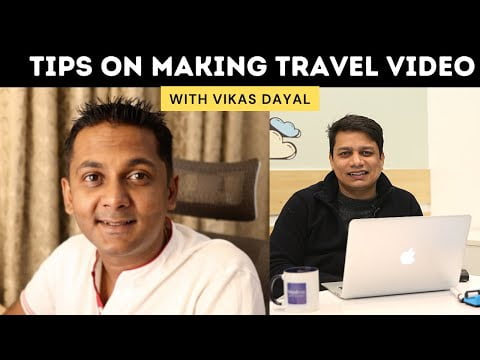 How To Make a TRAVEL VIDEO WITH @Explore The Unseen 2.0