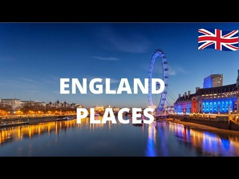 5 BEST PLACES TO VISIT IN UK    England  Travel video