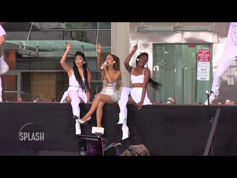Ariana Grande: Performing my music is hell | Daily Celebrity News | Splash TV