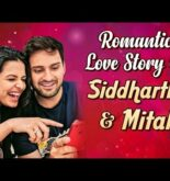 Romantic Love Story Of Siddharth Chandekar And Mitali Mayekar | Celebrity Couple
