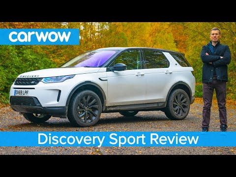 Land Rover Discovery Sport SUV 2020 in-depth review | carwow Reviews