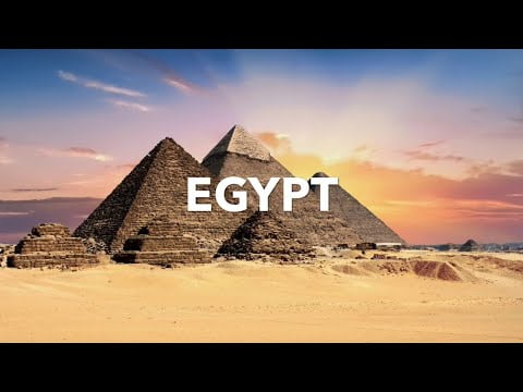 Best Places To Visit In Egypt (Travel Video)