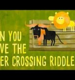 Can you solve the river crossing riddle? – Lisa Winer