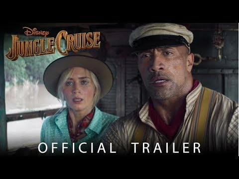 Official Trailer: Disney's Jungle Cruise – In Theaters July 24, 2020!