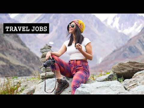16 BEST Travel Jobs to Make Money While Traveling the World – Work From Anywhere Jobs