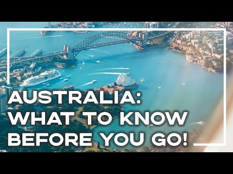 20 Things To Know BEFORE Coming To Australia 🇦🇺 (Tips For Travelling East Coast Australia)