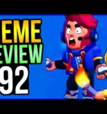 AMBER WHAT ARE YOU DOING TO COLT?! Brawl Stars Meme Review #92