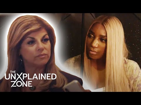 Is Nene Leakes Hearing Children's Voices?   Celebrity Ghost Stories   The UnXplained Zone