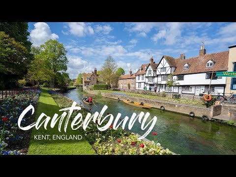 TRAVELLING TO CANTERBURY🏴KENT (2 Days Vlog With Full Of Surprises)