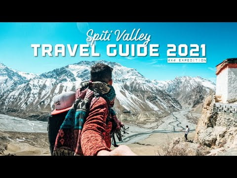 7 Days Itinerary Spiti Valley | Spiti Valley Travel Guide 2021