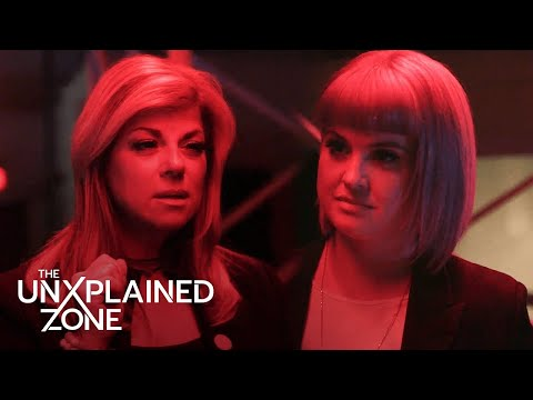 Does Kelly Osbourne Have Psychic Abilities? | Celebrity Ghost Stories | The UnXplained Zone