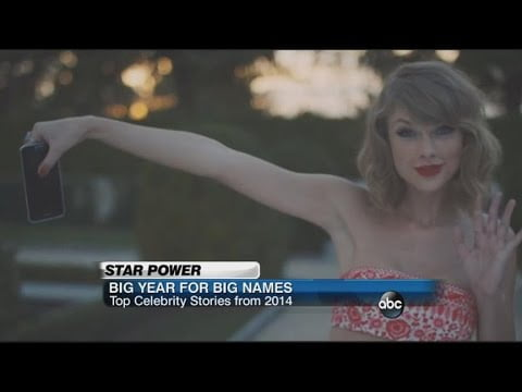 Top Celebrity Stories from 2014