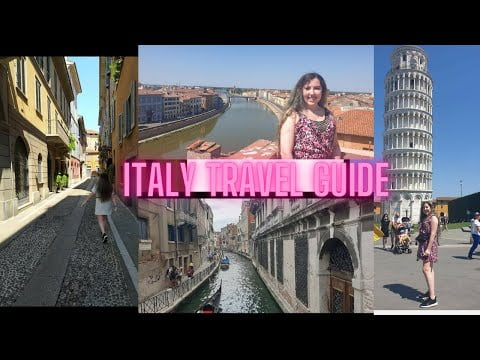 Italy travel guide/solo travelling Italy is it worth it?#solotravelitaly #italytravelguide