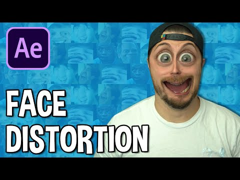 Face Distortion Meme Tutorial in Adobe After Effects