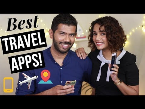 Best Travelling Apps