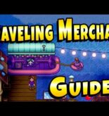 Travelling Cart Explained – Stardew Valley 1.3