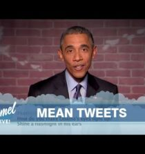 Mean Tweets – President Obama Edition