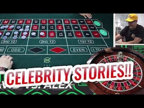 More Celebrity Stories!!! – Live Roulette Session