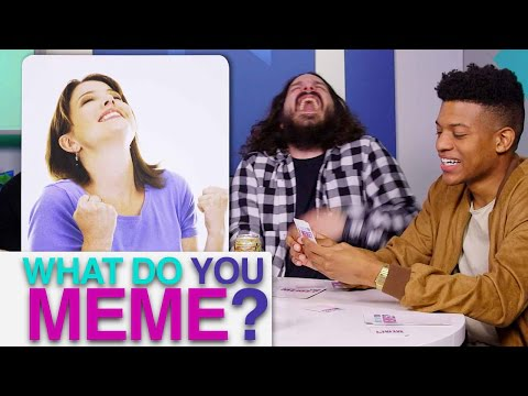 What Do You Meme? – SourceFedPLAYS!
