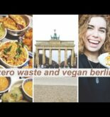 SUSTAINABLE TRAVEL VLOG // the BEST vegan food, travelling fly-free and fashion week (lol send help)
