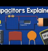 Capacitors Explained – The basics how capacitors work working principle