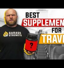 Best Supplements For Athletes While Traveling