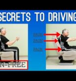 Secrets to Driving without Back, Neck, or Sciatic Pain