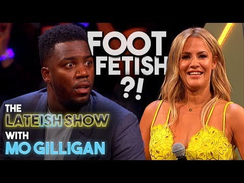 CRAZY Celebrity Stories | The Lateish Show With Mo Gilligan