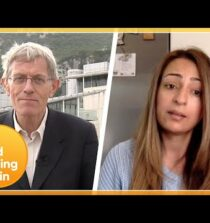 'It's An Absolute Mess' Travel Expert Simon Calder Explains Amber List Holiday Difficulties | GMB