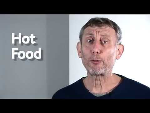 Hot Food | POEM | The Hypnotiser | Kids' Poems and Stories With Michael Rosen