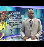 TVJ Sports News | Mattocks to get Support From Jamaica Football Federation if Needed