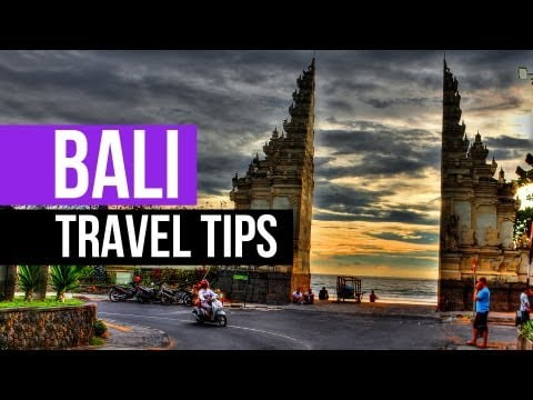 Bali Travel Tips – 9 Tips for 1st timers to Bali – Bali Travel Guide
