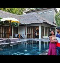LUXURY VILLA TOUR IN BALI   Travel Vlog   Indian Couple travelling in Bali Ep 05   Anagha Mirgal