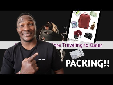 Travelling to Qatar packing essentials and guide | Qatar travel tips and hacks