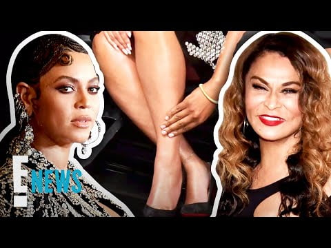 Beyoncé Anxiety Rumors: Tina Knowles-Lawson Weighs In | E! News