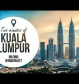 Kuala Lumpur Travel Guide + Attractions Map