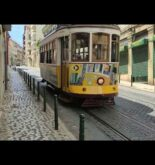 Lisbon best tourist attraction🚊 Tram/Tramway Experience🚊Is travelling possible trough Pandemic?🧐🎥
