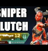 Using the GOLD 30-30 REPEATER to CLUTCH in Apex Legends