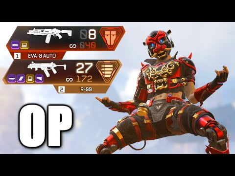 wow these guns are fast and op like octane in apex legends