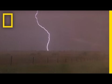 The Science of Lightning   National Geographic