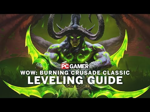 How to level fast in WoW Burning Crusade Classic   Guide